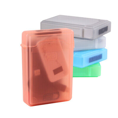 3.5  Hard Drive Hdd Protector Storage Box Case Tank  Dust-proof • 3.21£