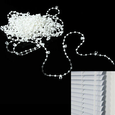 10m Bead Chain Curtain Accessories Window Hardware Roller Blind Shade • 4.46£