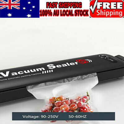 AU38.99 • Buy NEW Automatic Vacuum Sealer Food Packing Machine With Vaccum Food Bags
