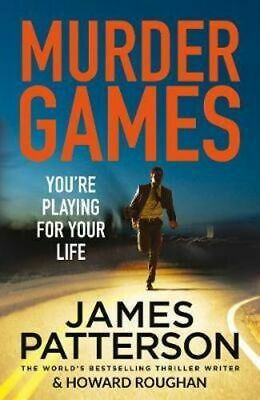 AU22.50 • Buy NEW Murder Games By James Patterson Paperback Free Shipping