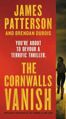 AU22.75 • Buy NEW The Cornwalls Vanish By James Patterson Paperback Free Shipping