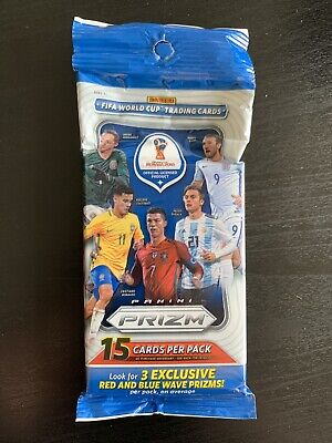 $ CDN100 • Buy 2018 Panini Prizm FIFA World Cup Soccer Fat Pack Factory Sealed - Mbappe?