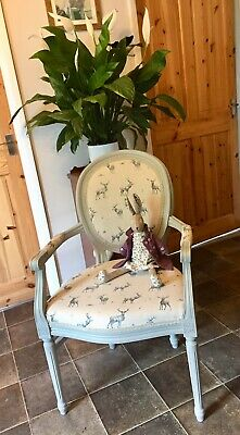 French Louis Style Carver Chair • 80£