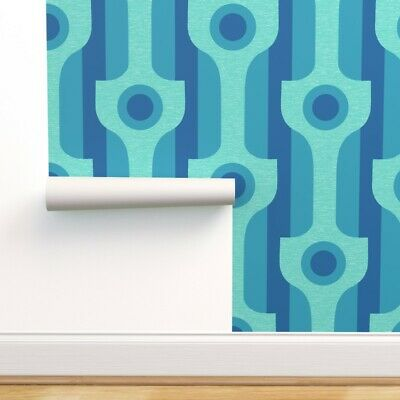 Wallpaper Roll Mod Modern Modernist 50S 60S 24in X 27ft • 159.43£