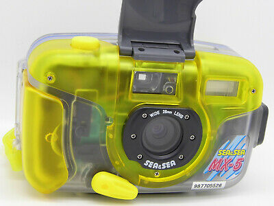 £34.99 • Buy Sea & Sea 120ft Underwater 35mm Film Camera, Reusable Not Disposable, Made Japan