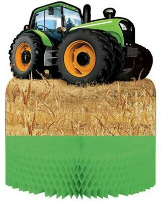 AU9.99 • Buy Tractor Time Honeycomb Centrepiece