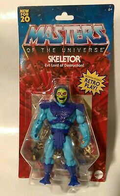 $28.99 • Buy Masters Of The Universe Origins 5.5 In Skeletor Action Figure Walmart! MOTU 2020