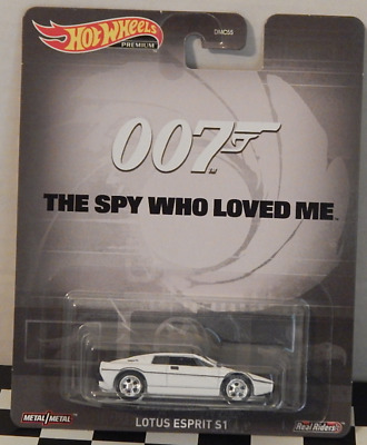 $ CDN22.74 • Buy Hot Wheels Lotus Esprit S1 Sports Car 007 James Bond The Spy Who Loved Me Movie