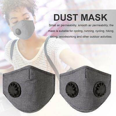 $ CDN12.89 • Buy Washable Reusable Plaid Fashion Face Mask Cover Nose Mouth With Carbon 2 Filter