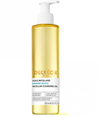 DECLEOR Aroma Cleanse  Micellar Oil 200ml Cleanser Make Up Remover  • 27.98£