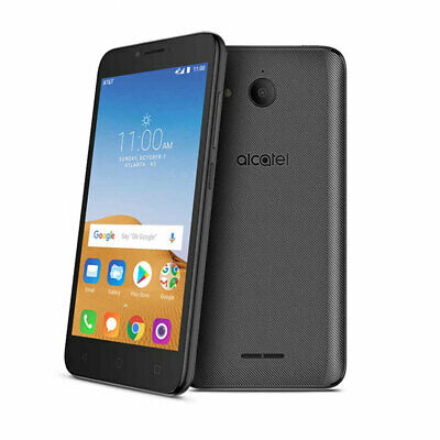$ CDN421.76 • Buy Lot Of Alcatel Tetra 16GB GSM Unlocked 5041C 5  Android 8.1 Oreo Phone Black