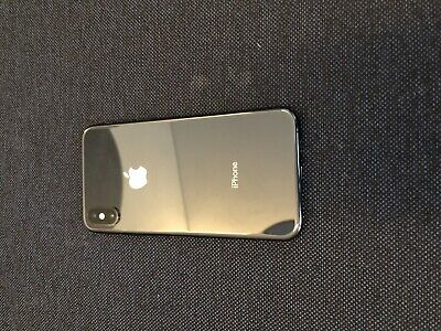 AU481 • Buy Apple IPhone X - 64GB - Space Grey - ACTIVATION LOCK.