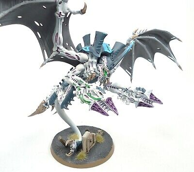 £119.99 • Buy Warhammer 40k Army Tyranid Hive Tyrant Painted And Based
