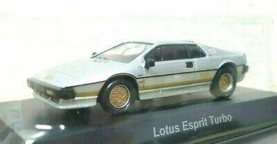 $ CDN33.01 • Buy Kyosho 1/64 LOTUS ESPRIT TURBO SILVER Diecast Car Model