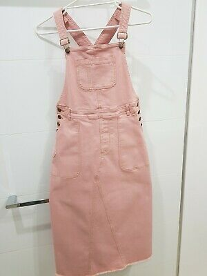 AU80 • Buy Spell And The Gypsy Collective Candy Pinafore. Size Small. Worn Twice.