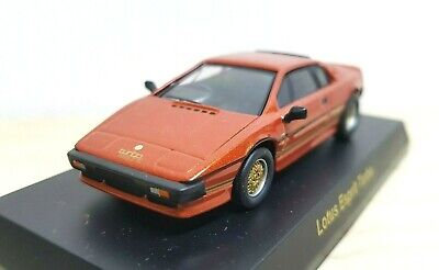 $ CDN39.63 • Buy Kyosho 1/64 LOTUS ESPRIT TURBO ORANGE Diecast Car Model
