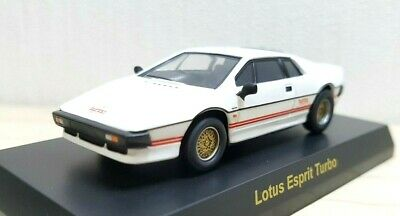 $ CDN39.63 • Buy Kyosho 1/64 LOTUS ESPRIT TURBO WHITE Diecast Car Model