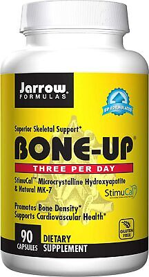 £12 • Buy Jarrow Formulas Bone-Up Three Per Day, Promotes Bone Density, 90 Caps