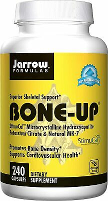 £17.03 • Buy Jarrow Formulas Bone-up, Promotes Bone Density, 240 Capsules