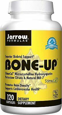 £10.64 • Buy Jarrow Formulas Bone Up, Promotes Bone Density, 120 Caps