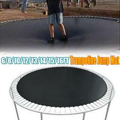 £74.59 • Buy Bounce 13FT 12FT 16FT 8FT Jump 14FT Trampoline Mat 10FT 6FT Replacement 15FT