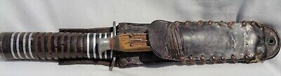 $ CDN133.81 • Buy Blade Marked & 1943 Dated PAL M3 Fighting Knife In M6 Scabbard W/ 2nd Knife