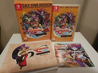 AU260 • Buy Nintendo Switch : Shantae Half-Genie Hero : Ultimate Day One Edition : Complete
