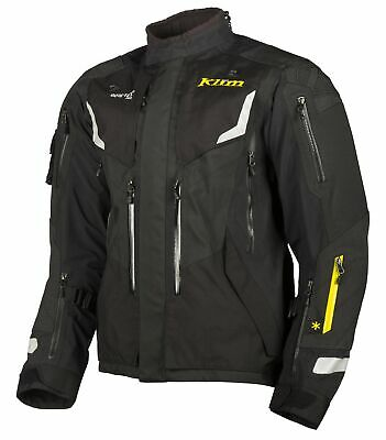 $ CDN1318.19 • Buy KLIM Badlands Pro Black Motorcycle Touring Adventure Jacket - Free Shipping