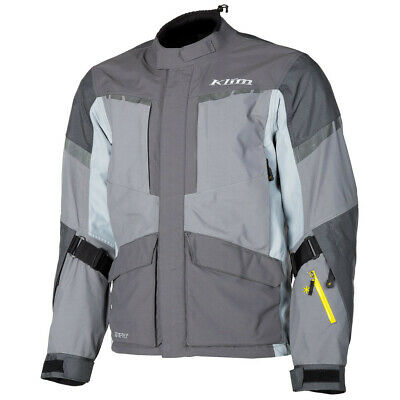 $ CDN716.86 • Buy KLIM Carlsbad Gray Motorcycle Touring Adventure Jacket - Free Shipping - NEW