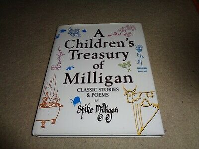A Children's Treasury Of Milligan - Classic Stories & Poems By Spike Milligan • 1.50£