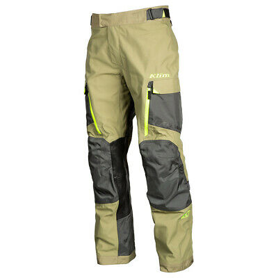 $ CDN804 • Buy Klim Carlsbad Sage Hi-Vis Motorcycle Pants- Free Shipping