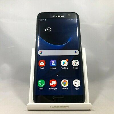 $ CDN187.33 • Buy Samsung Galaxy S7 Edge 32GB Black Onyx Verizon Good Condition Screen Shadow