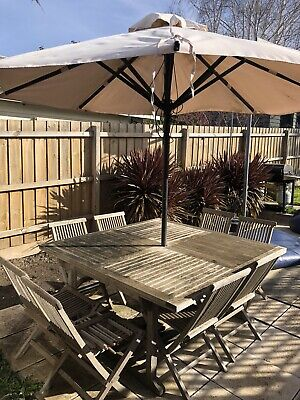AU50 • Buy Outdoor Dining Table And Chairs