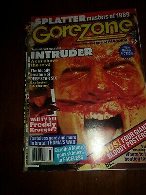 $19.99 • Buy Gorezone #6  - Rare! Is In Very Fine To Near Mint!
