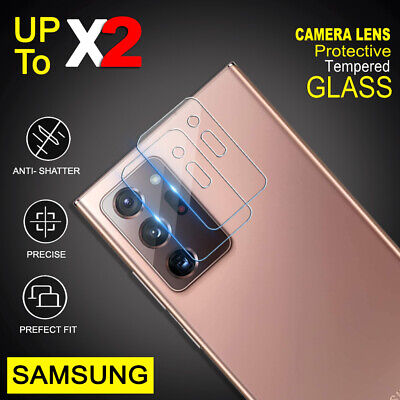 AU4.49 • Buy For Samsung Galaxy Note 20 S20 Ultra 5G Plus S20 FE Camera Lens Glass Protector