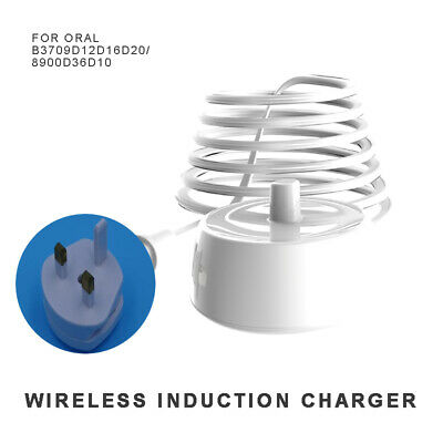 AU15.49 • Buy For Oral B Electric Toothbrush Replacement Charger Inductive Charging Base New