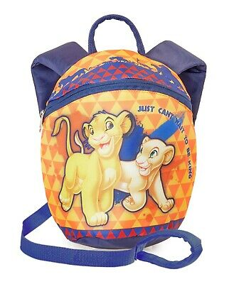 Disney Lion King Backpack With Reins For Toddlers Preschool And Nursery • 14.16£