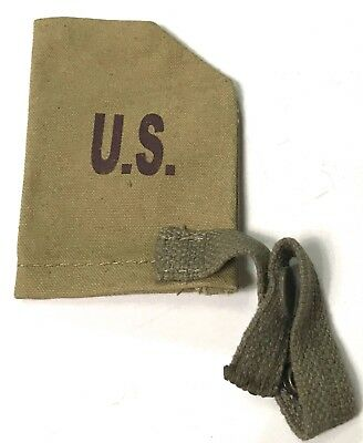 $ CDN11.90 • Buy Wwii Us M1 Garand Rifle Muzzle Cover-od#3