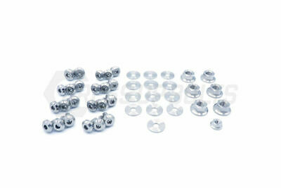 $ CDN276.81 • Buy Dress Up Bolts Supra 93-02 MKIV 2JZ-GTE 2JZ-GE Titanium Engine Bay Kit Polished