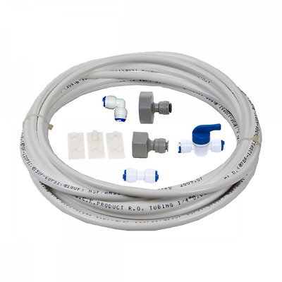 Water Supply Pipe Connector Filter Tube Kit For Samsung American Double Fridge • 13.99£