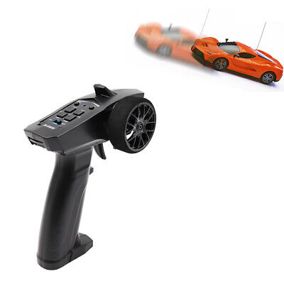 2.4GHz 3CH Digital Radio Remote Control Transmitter Receiver For RC Car Boat UK • 17.29£