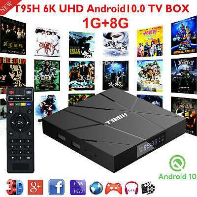AU40.97 • Buy 5G MXQ PRO 4K QuadCore DUAL-WiFi K 3D Smart TV Box Media Player Android 9.0 HDMI