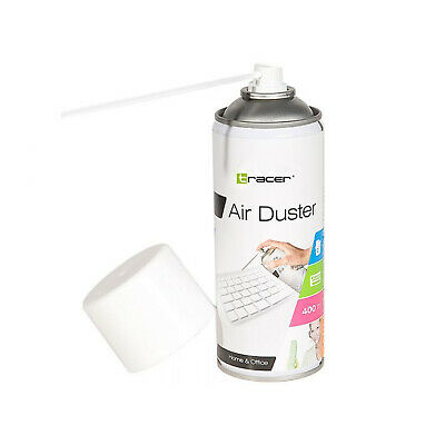 Air Duster Spray Gas Cleaner 400ml Compressed Multipacks Dust Blower PC Laptop • 6.38£