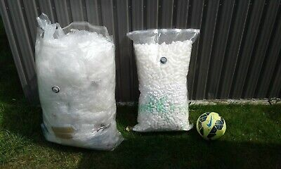 £9.99 • Buy Used Bubble Wrap & Polystyrene Packing Peanuts