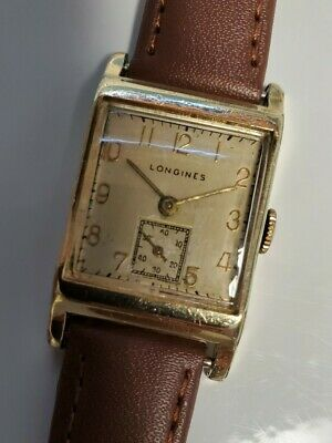 $ CDN231.19 • Buy Vintage 1940 Longines L9 Watch