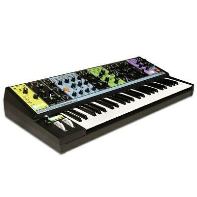 AU3999 • Buy Moog Matriarch Semi-Modular Patchable 4-Note Paraphonic Analogue Synthesiser