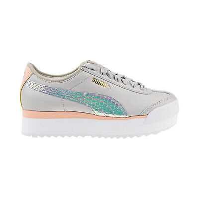 AU71.77 • Buy Puma Roma Amor Women's Shoes Metallic Grey-Puma Silver 371006-02