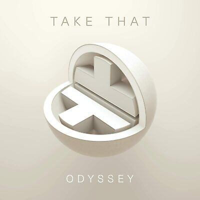 Take That Odyssey ( Cd, 2018 ) Greatest Hits New & Sealed 2 Cd Set (free P&p) • 5£