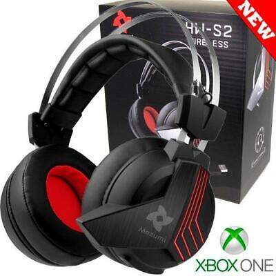 AU72 • Buy Mezumi 2.4GHZ Wireless Gaming Headset For Xbox One PS4 Playstation 4 PC Iphone