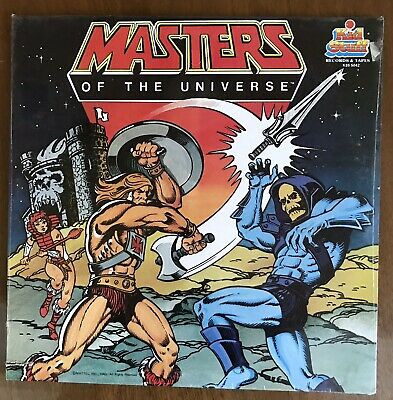 $49.99 • Buy NEW / SEALED - MASTERS Of The UNIVERSE HE-MAN LP Record 1983 RARE!